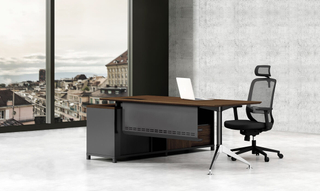 Beliebte Office Chinese Furniture Workstation CEO Tabelle (HC-82)