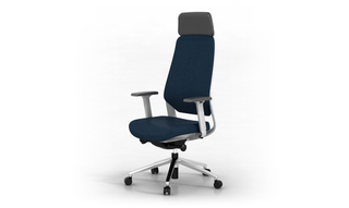 Stoff Executive High Back Office Stuhl (FILO 2)